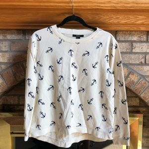 Anchor sweatshirt from forever 21